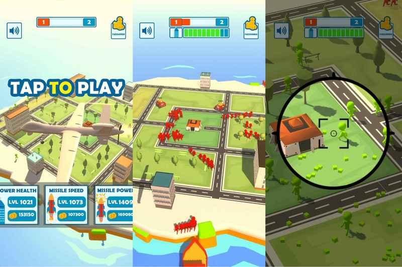 安卓游戏无人机轰炸